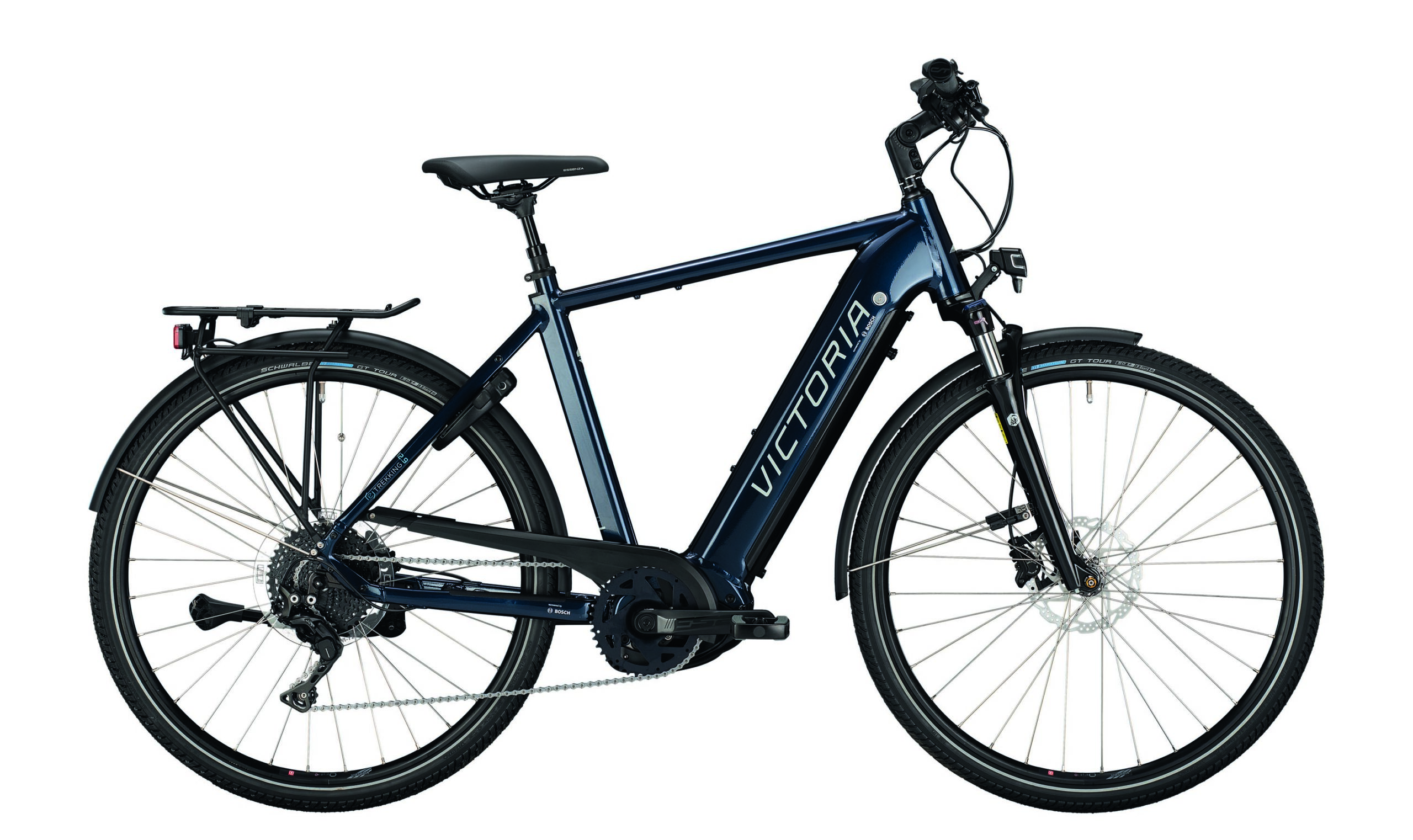 e-bike Waasland Victoria eTrekking 12.9