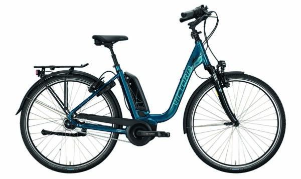 e-bike Waasland Victoria eTrekking 7.4